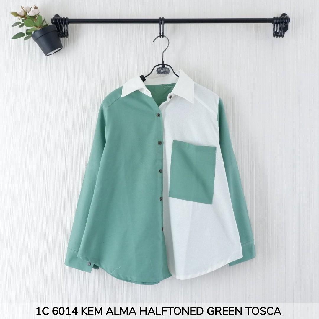 1C 6014 Kem Alma Halftoned