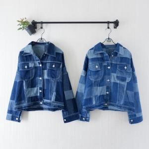 H2 Jaket Jeans Penelope